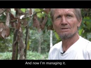 Vídeo sobre agrofloresta no Brasil de Gotsh