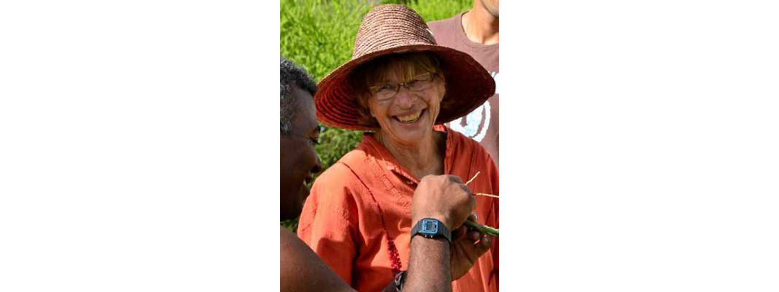 Marsha Hanzi-agroecologia