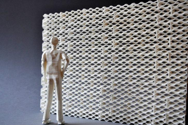 Design e tecnologia em tijolos de cer mica produzidos por - Material construccion barato ...