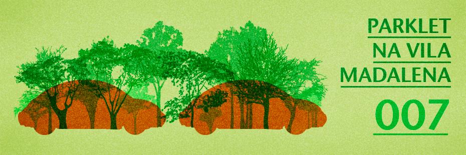 Parklet para Vila Madalena