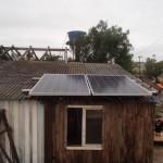 Residência Rio Grande do Sul - sistema offg grid/ foto: Neosolar