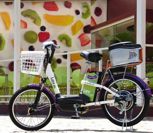 Bicicleta Delivery Elétrica