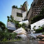 Edifício Ecológico em Jacarta