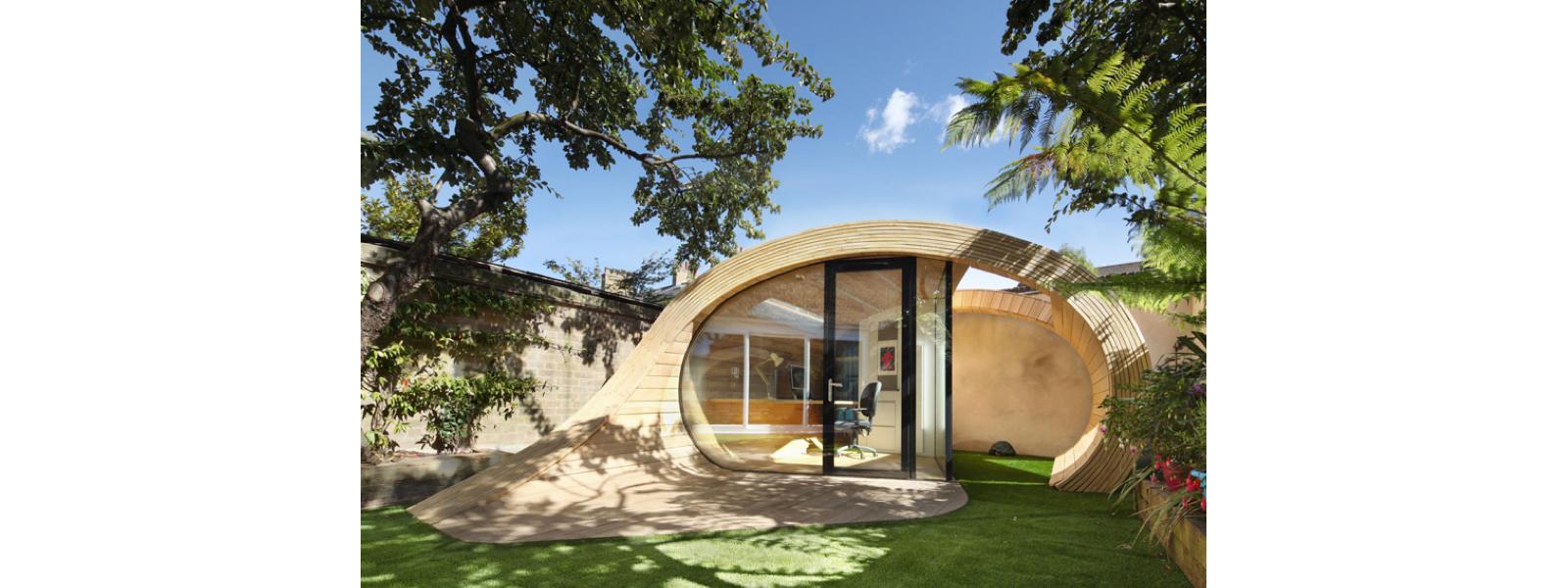 Projeto de casa que aumenta a iluminação natural